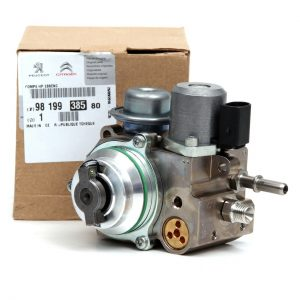 HIGH PRESSURE FUEL PUMP FOR PUEGEOT